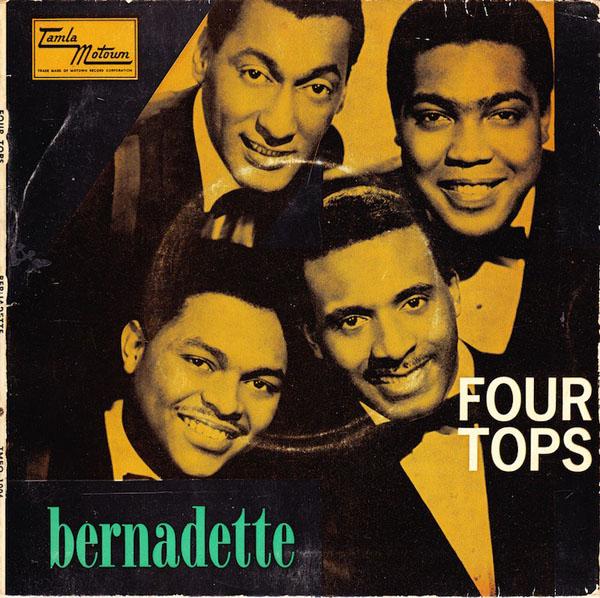 The Four Tops Bernadette