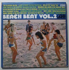 Beach Beat Vol. 2 album, the second wave of beach music