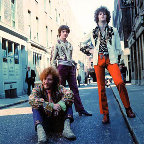 cream band pass the paisley