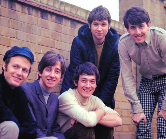 The Hollies Bus Stop