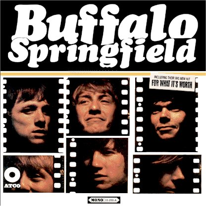 Buffalo Springfield For What It's Worth
