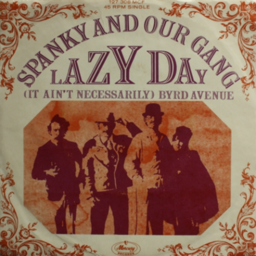 Lazy Day by Spanky and Our Gang