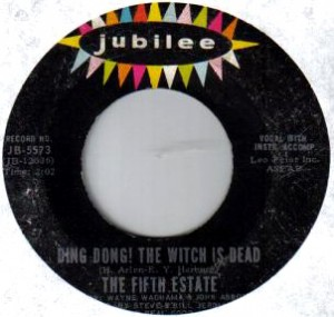 """Ding Dong! The Witch is Dead"" by The Fifth Estate"