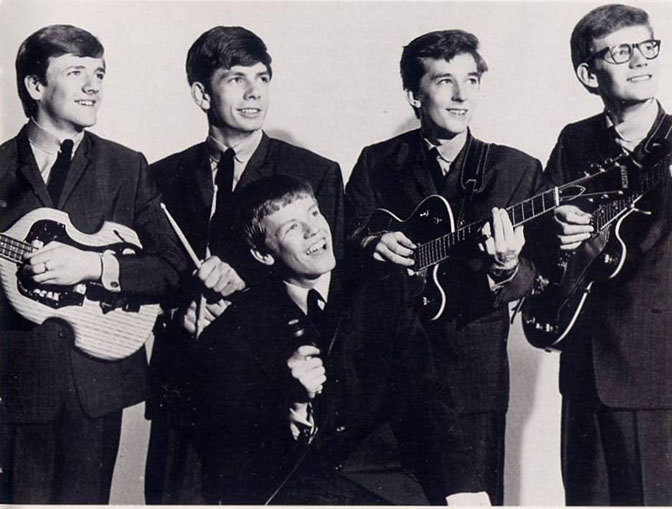 """""""Silhouettes"""" by Herman's Hermits"""