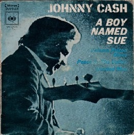 """A Boy Named Sue"" by Johnny Cash"
