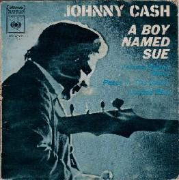 """A Boy Named Sue"" by Johnny Cash"