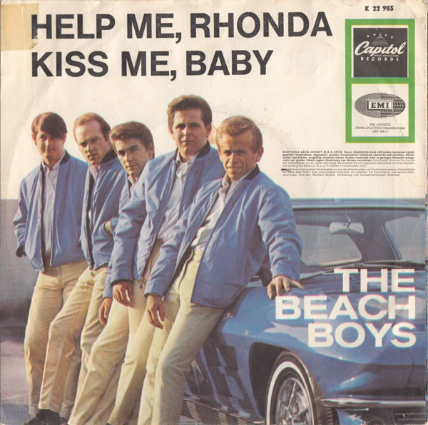 The Beach Boys Help Me, Rhonda