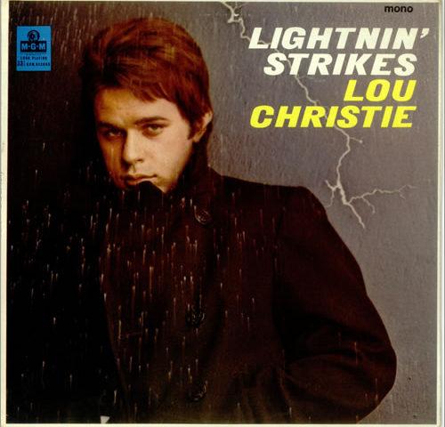 Lou Christie Lightnin Strikes