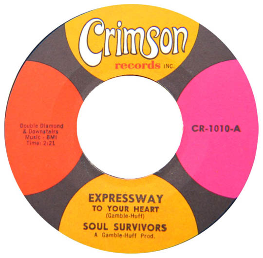 Soul Survivors Expressway to Your Heart