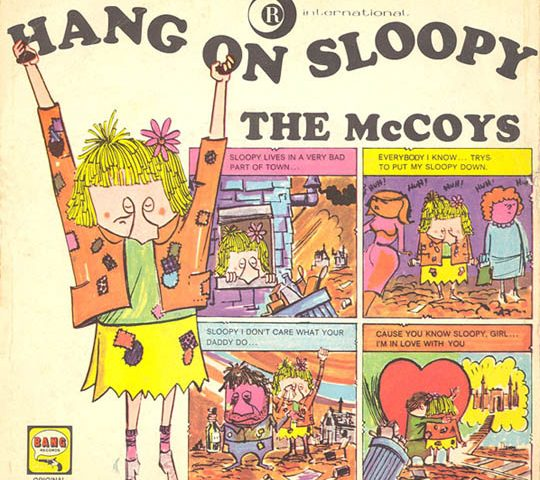 The McCoys Hang on Sloopy
