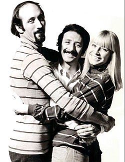Peter Paul and Mary Leaving on a Jet Plane
