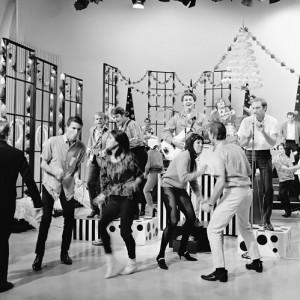 The Beach Boys on the sixtiese tv show Shindig