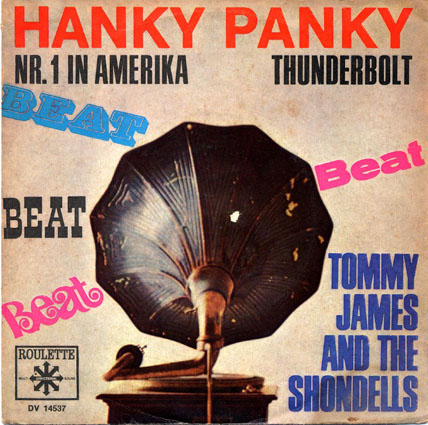 Hanky Panky Tommy James and the Shondells
