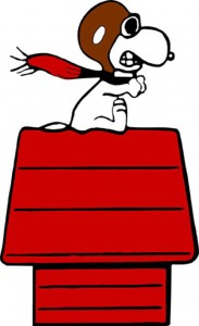"""""""Snoopy vs. The Red Baron"""" by The Royal Guadsmen"""