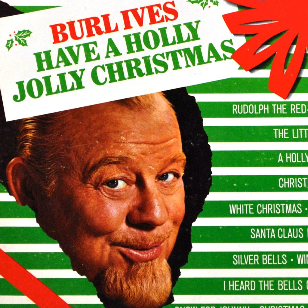 Burl Ives Christmas.Burl Ives A Holly Jolly Christmas Pass The Paisley