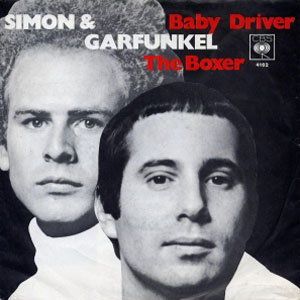 """The Boxer"" by Simon and Garfunkel"