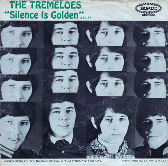 Silences is Golden by The Tremeloes