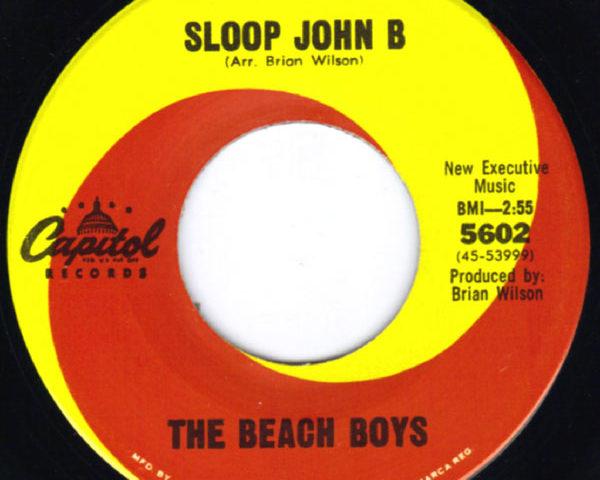 The Beach Boys Sloop John B