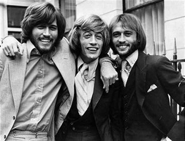 The Bee Gees Massachusetts