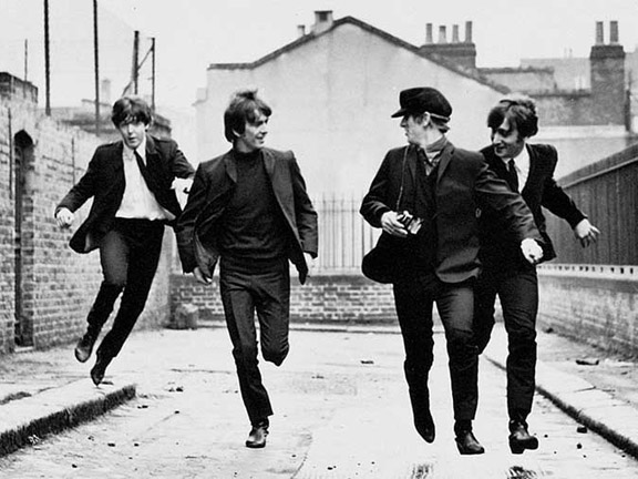 The Beatles A Hard Day's Night