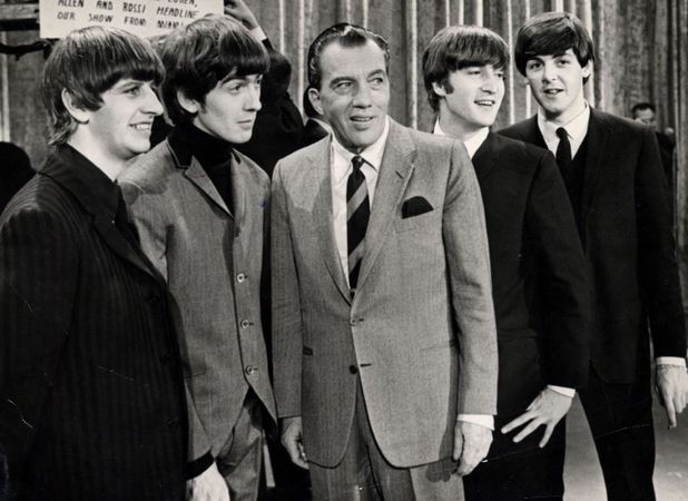 The Beatles on The Ed Sullivan Show 1964