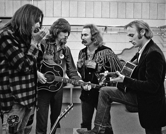 Crosby Stills Nash and Young Teach Your Children
