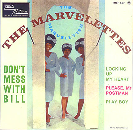 The Marvelettes Don't Mess With Bill