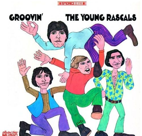 The Young Rascals Groovin'