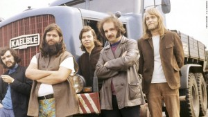 Blues Rock Band Canned Heat and a Big Rig