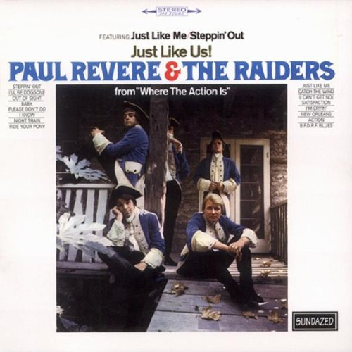 Paul Revere and The Raiders Just Like Me