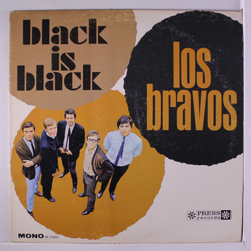 Los Bravos Black is Black