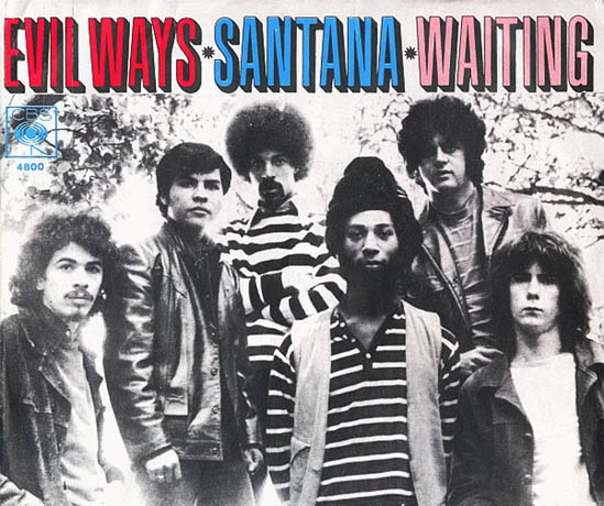 Image result for santana evil ways images