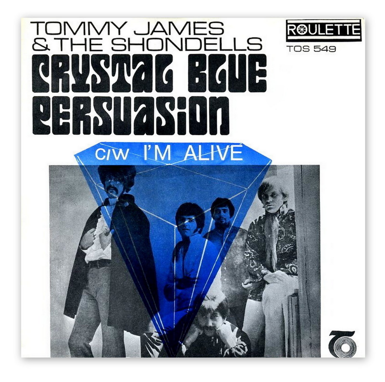 Crystal Blue Persuasion Tommy James and The Shondells