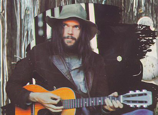 Neil Young and Crazy Horse Cinnamon Girl