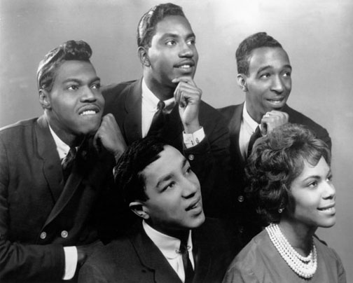 Smkey Robinson and The Miracles I Second That Emotion