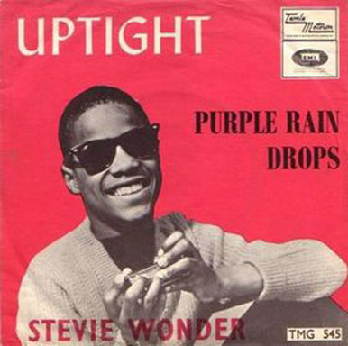 Stevie Wonder Uptight (Everything's Alright)