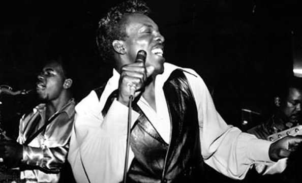 Wilson Pickett Funky Broadway