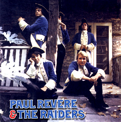 Paul Revere and The Raiders Hungry