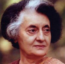 Indira Ghandi