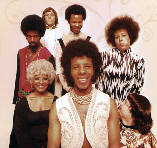 Sly and the Family Stone Everyday People