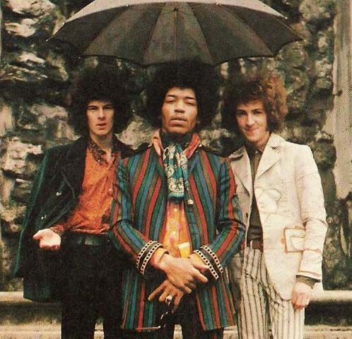 Purple Haze by The Jimi Hendrix Experience