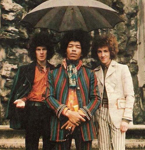 Purple Haze by The Jimi Hendrix Experience