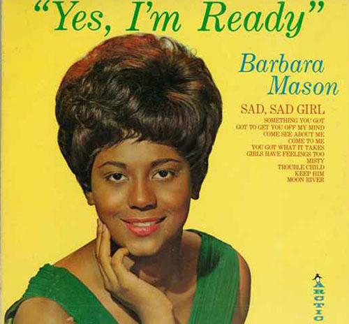 Barbara Mason Yes I'm Ready