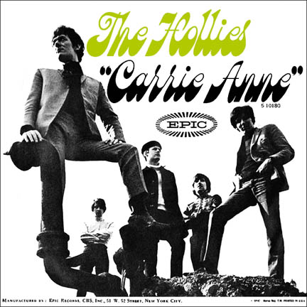 The Hollies Carrie Anne