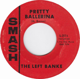 The Left Banke Pretty Ballerina