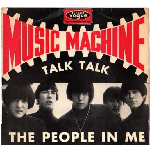 The Music Machine Talk Talk
