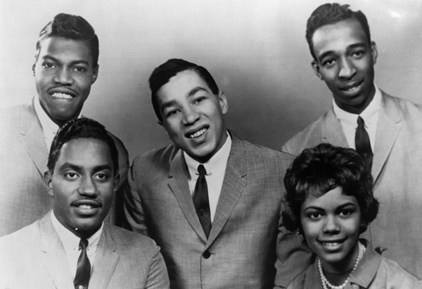 Shop Around by The Miracles featuring Smokey Robinson