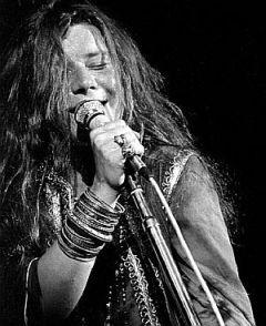 Janis Joplin Summertime