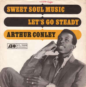 Arthur Conley Sweet Soul Music | Pass the Paisley