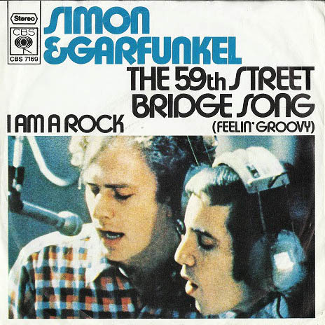 Simon and Garfunkel The 59th Street Bridge Song